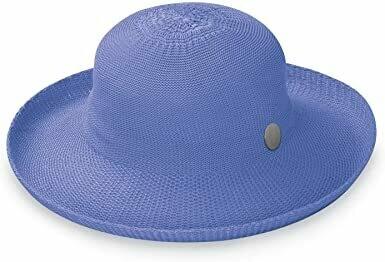 Wallaroo petite victoria hat - hydrangea