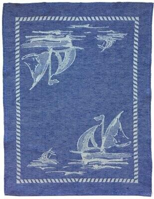 AT Sailboat towel