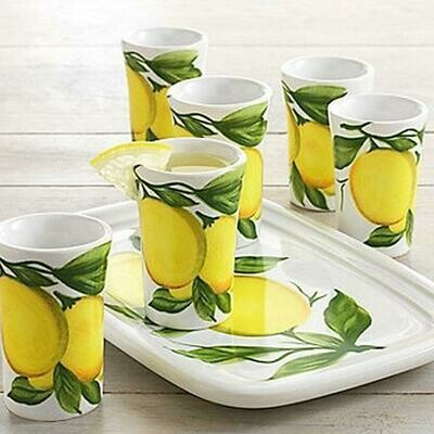 Limoncello Set
