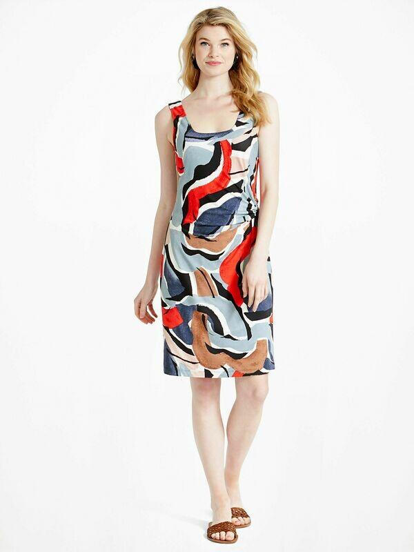 Nic + Zoe Americana Dress M201200