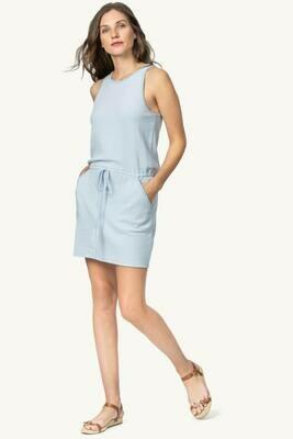 LP Tie Waist Dress Clearwater