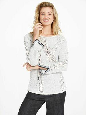 Nic + Zoe Ride the Wave Sweater