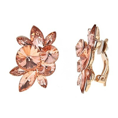 Fornash Hollywood Clip earrings