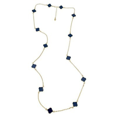Fornash Long Spade Necklace