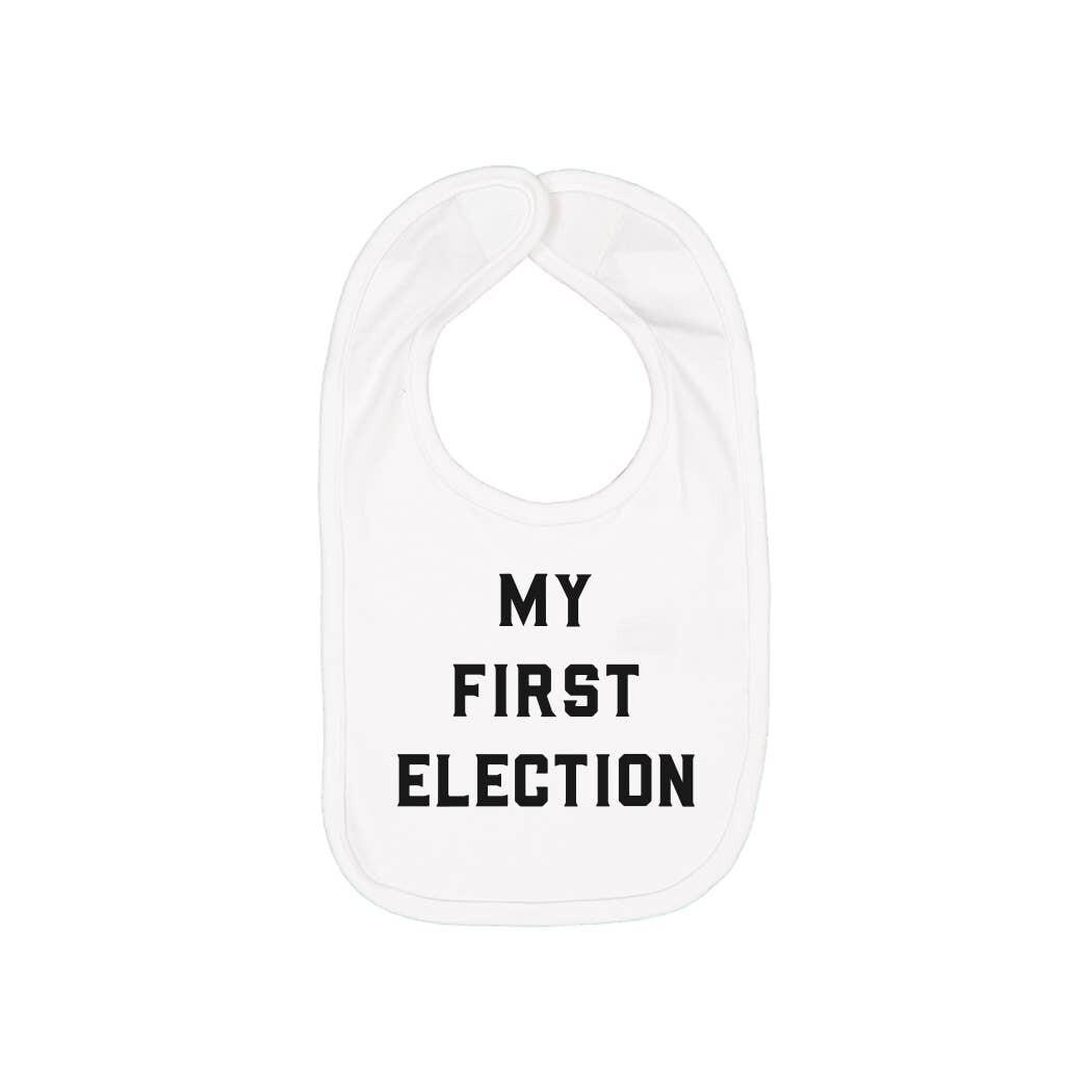 My First Election Bib