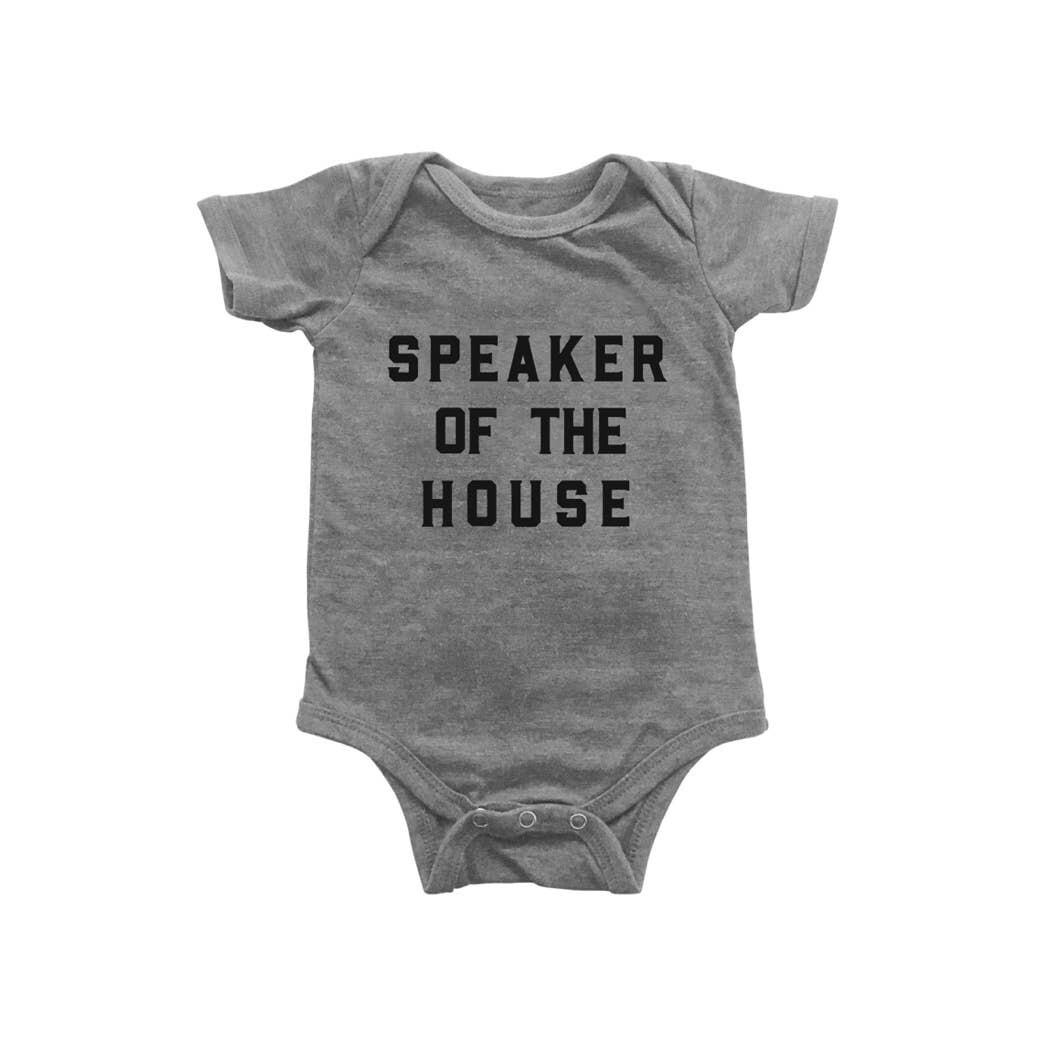 Speaker of the House Bodysuit