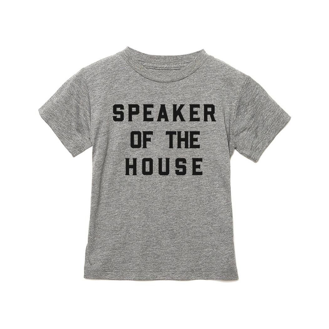 Speaker of the House Toddler Tee