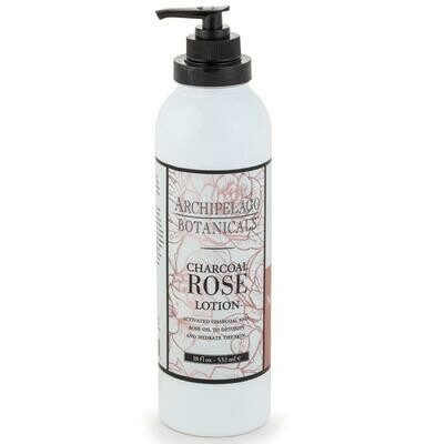 Archipelago Charcoal Rose Body Lotion