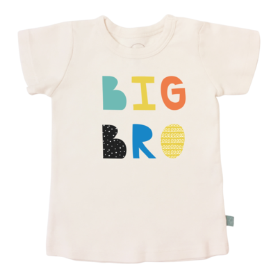 Big Bro Toddler Tee