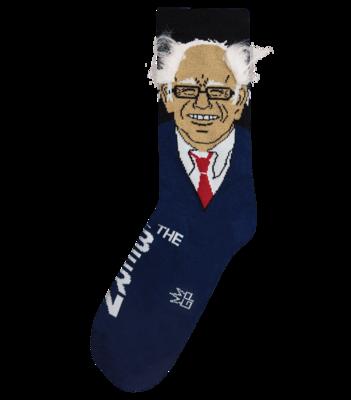 Presidential Character Socks - bernie