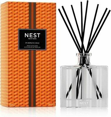 Nest Reed Diffuser - Pumpkin Chai