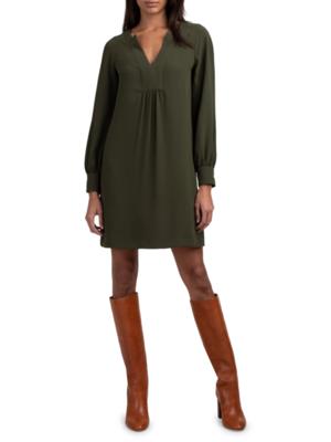 Trina Theda Dress Peat