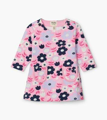 Hatley Folk Floral Baby Mod Dress