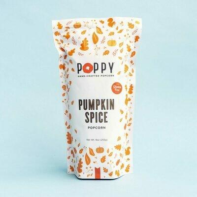 Poppy Popcorn Pumpkin Spice
