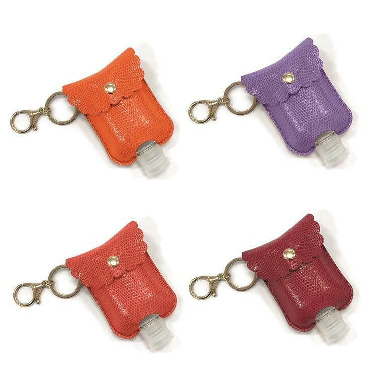 Hand Sanitizer Refill Key Chain
