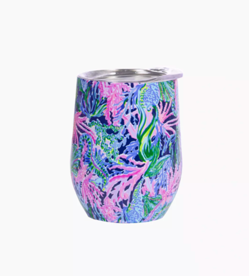 Lilly Stemless Tumbler Bringing Mermaid Back