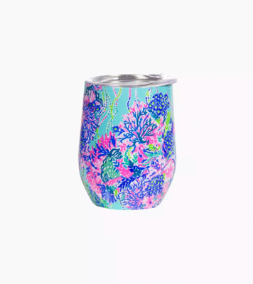 Lilly Stemless Tumbler Beach You To It
