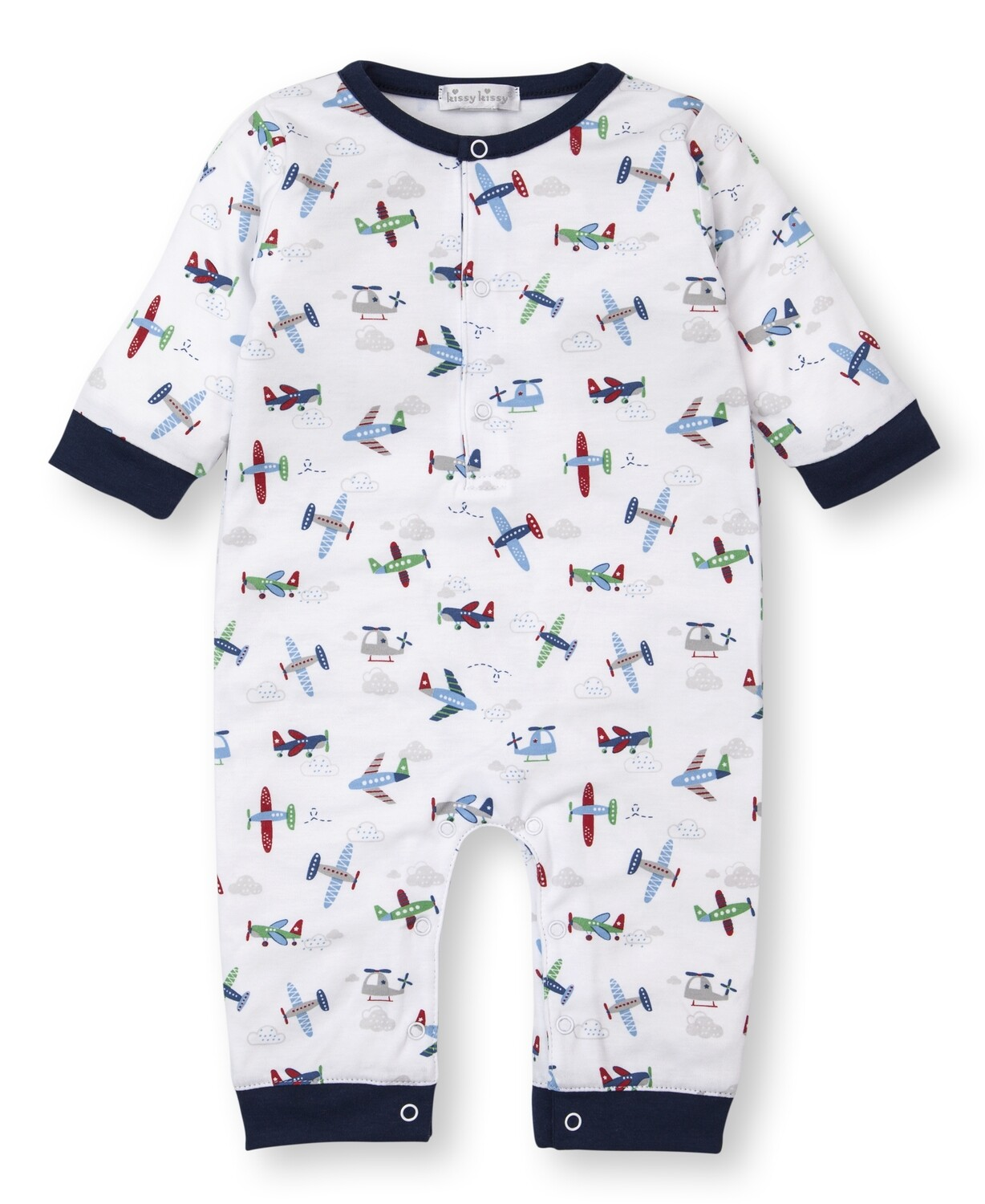 Kissy Awesome Airplanes Playsuit