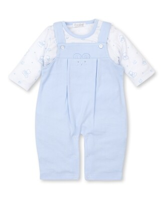 Kissy Bearly Blvb Overall Suit