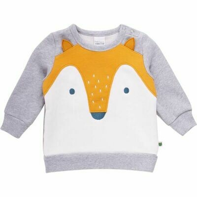 Fred's World Fox Sweatshirt