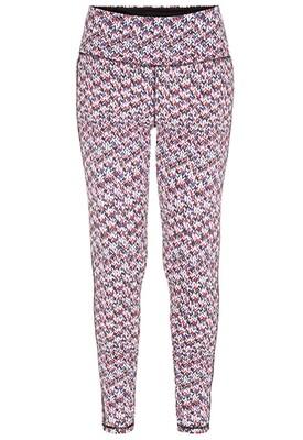 Tribal Hot Pink Pattern Legging