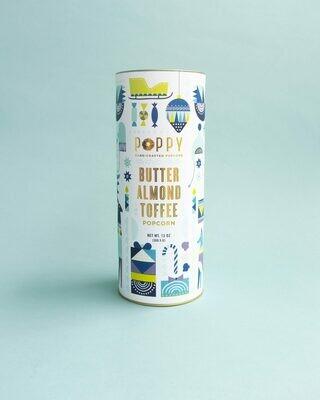 Poppy Popcorn - Butter Almond Toffee