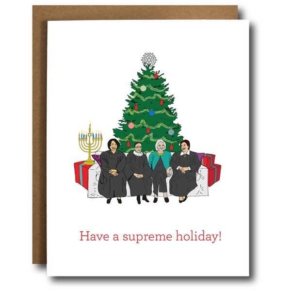 The Bureau Cards Scotus set