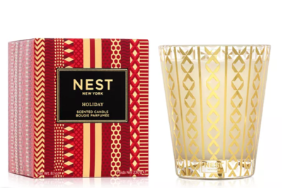 Nest classic candle - holiday