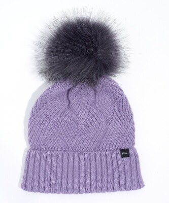 Echo Recycled Cable Pom Hat