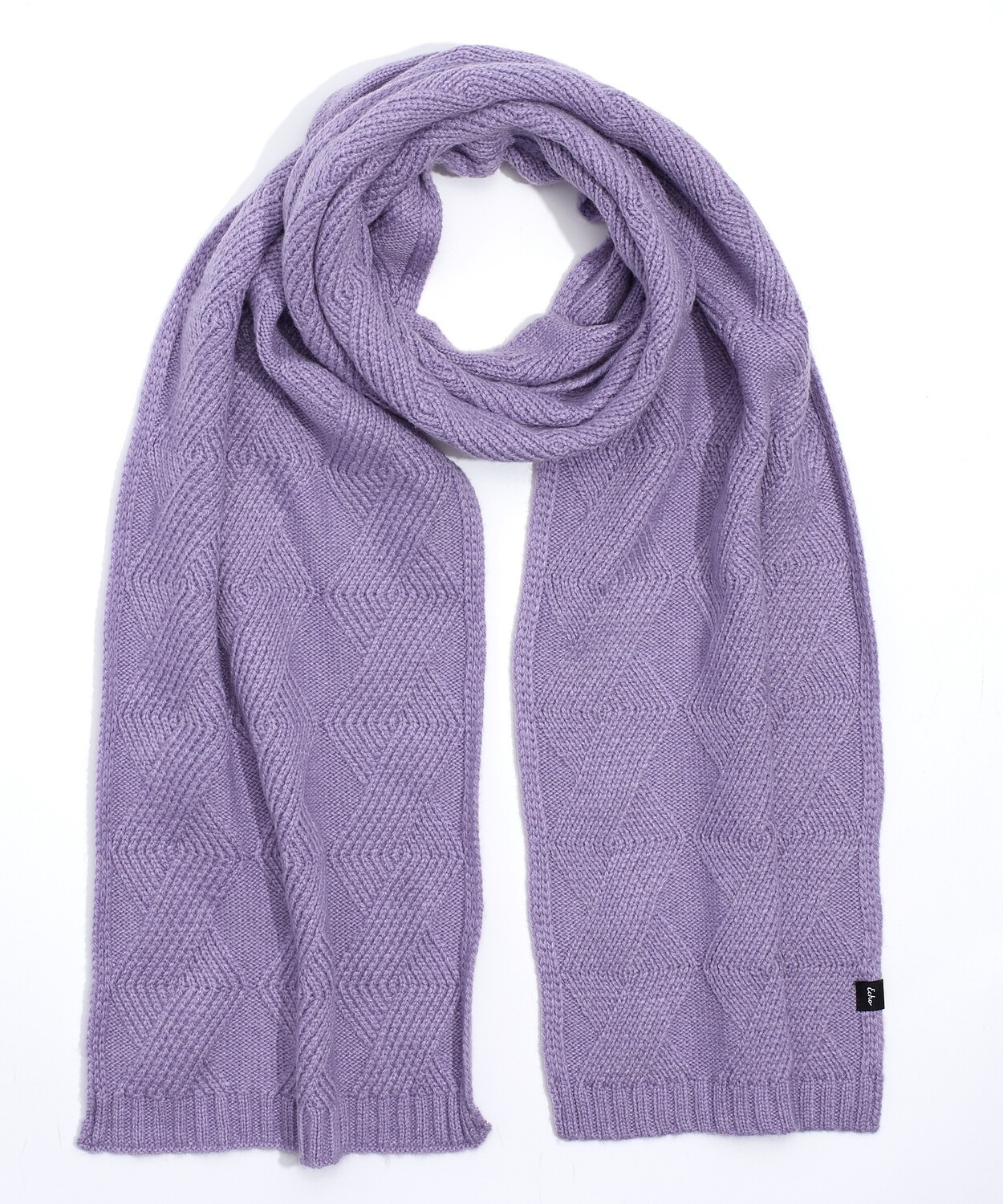 Echo Recycled Cable Scarf