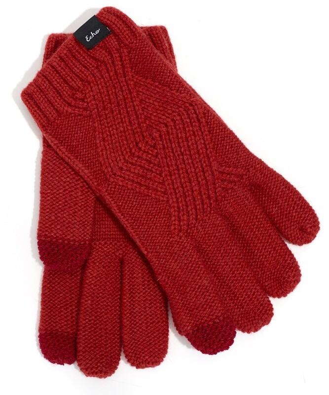 Echo Recycled Cable Gloves