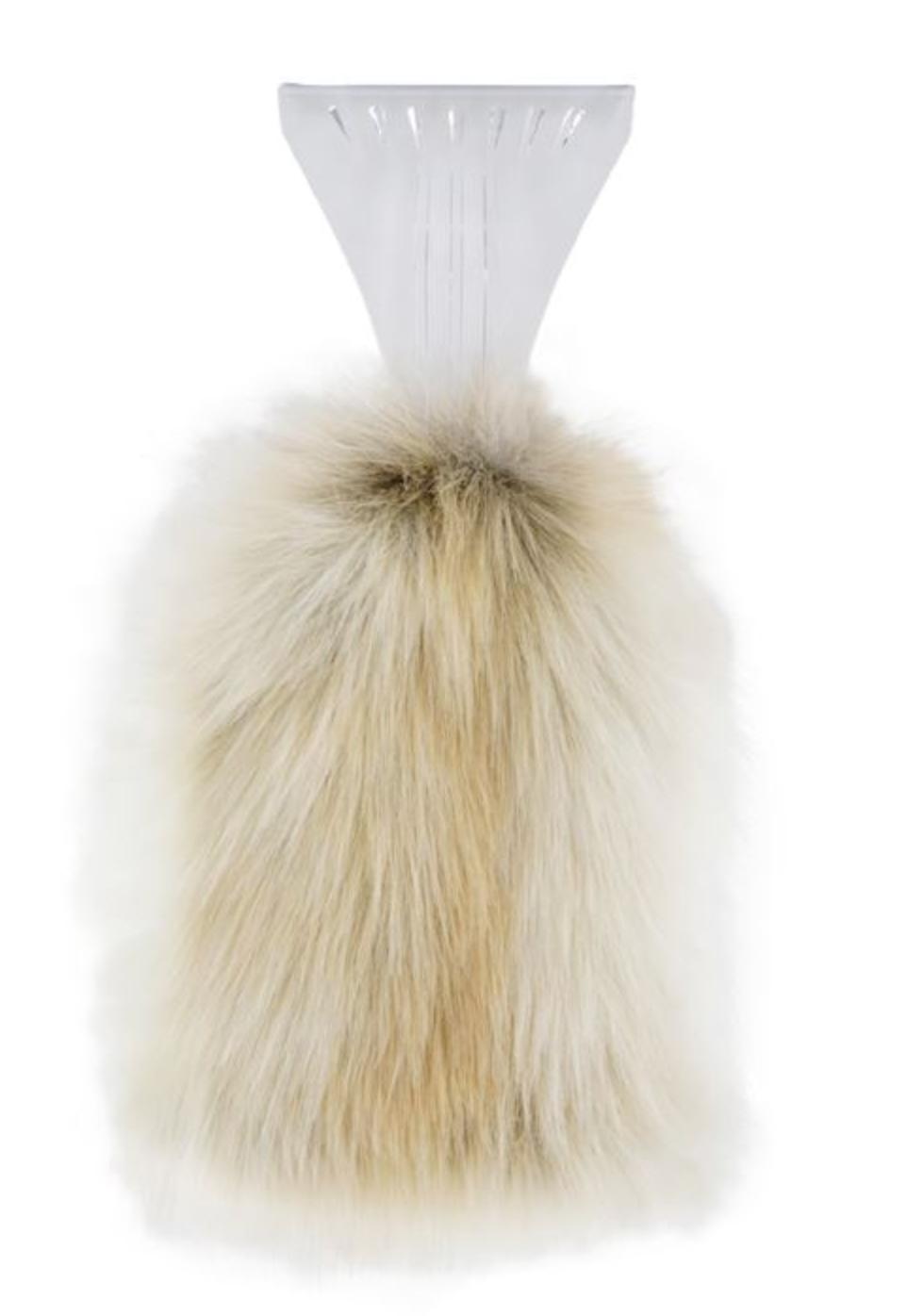 Fab Fur Ice Scraper