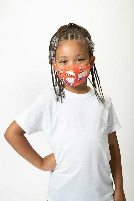 Piccolina Child's Face Mask