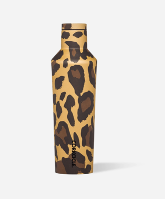 Corkcicle Canteen - 16oz Luxe Leopard