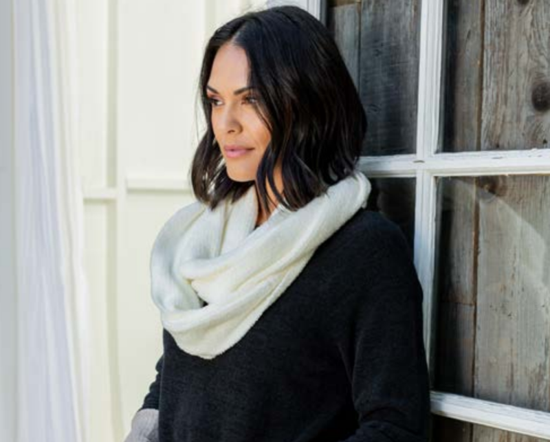 Barefoot Infinity Scarf