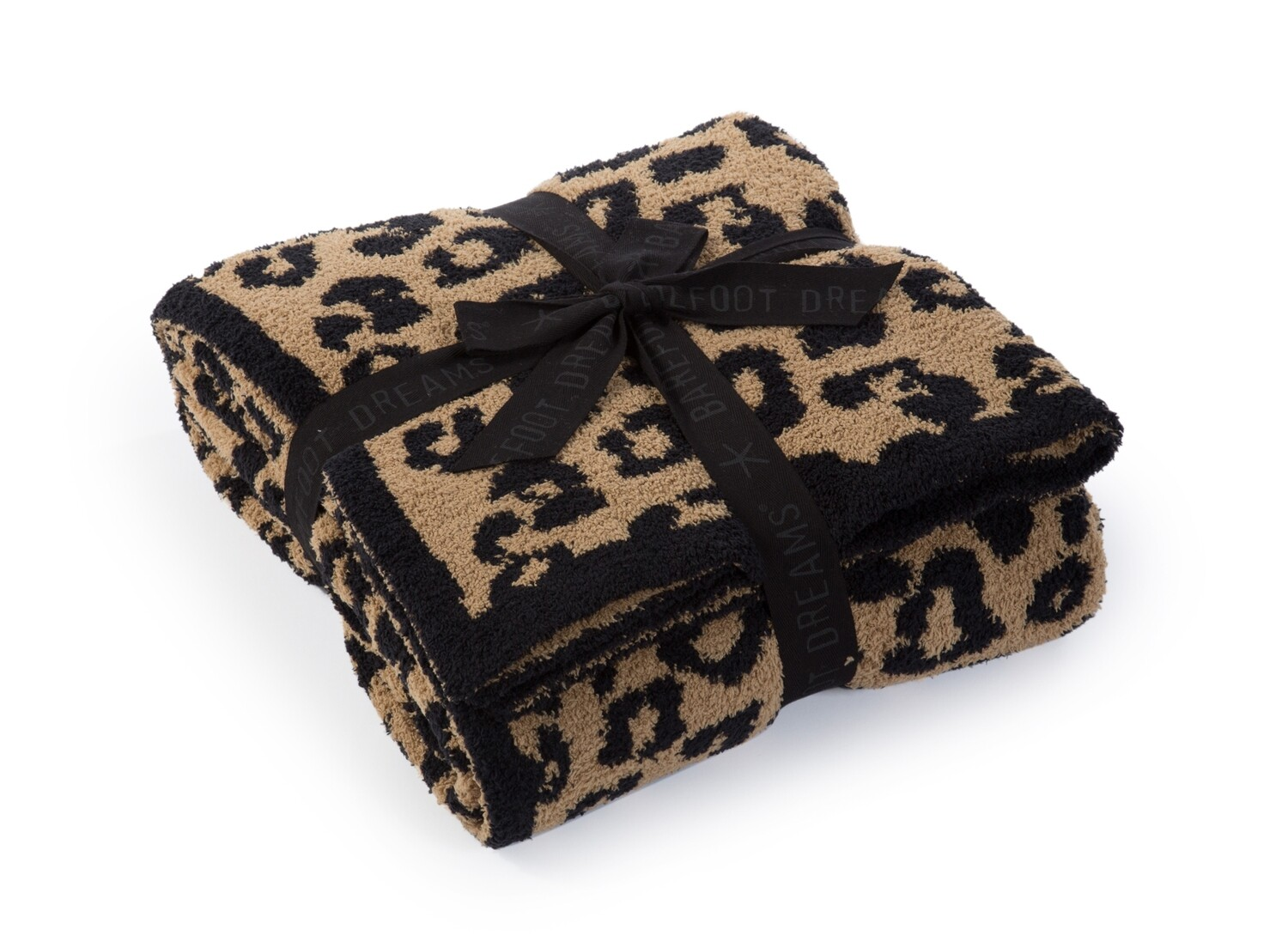 Barefoot Leopard Throw