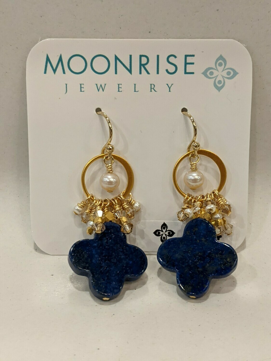 Moonrise Jewelry Valdivia Earrings