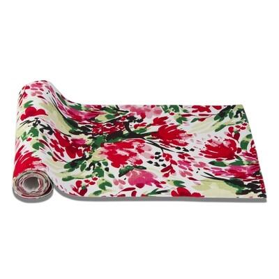 Multi Blossom Table Runner