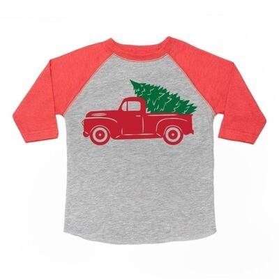 Christmas Truck Tee