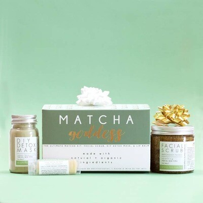 Matcha Goddess Spa Kit