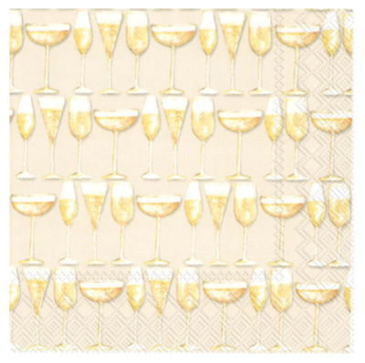 Cocktail Napkins - party time