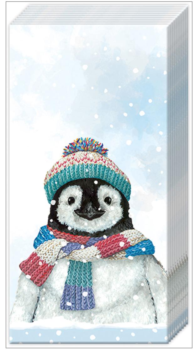 Tissue Packages - Penguin