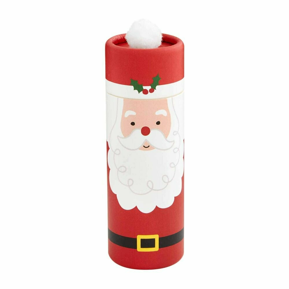 Santa Matches in a Tube