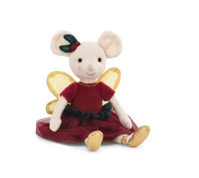 Jelly Cat Sugar Plum Fairy Mouse