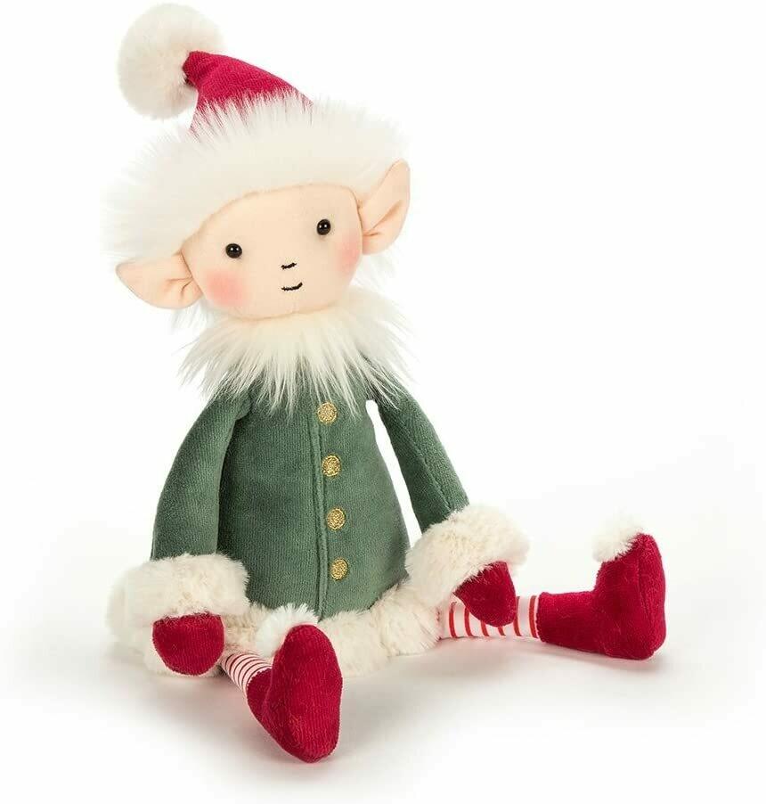 Jelly Cat Leffy Elf Small