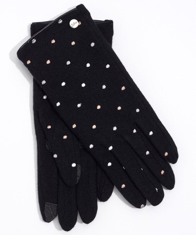 Echo Dot Dot Dot Glove - Black