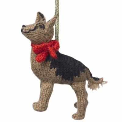 Arcadia German Shepherd Ornament