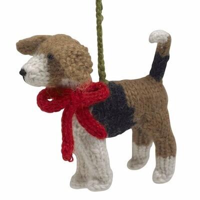 Arcadia Beagle Ornament