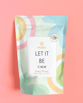 Musee Let it Be Calm Bath Soak