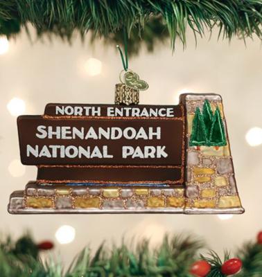 Shenandoah Nat. Park Ornament